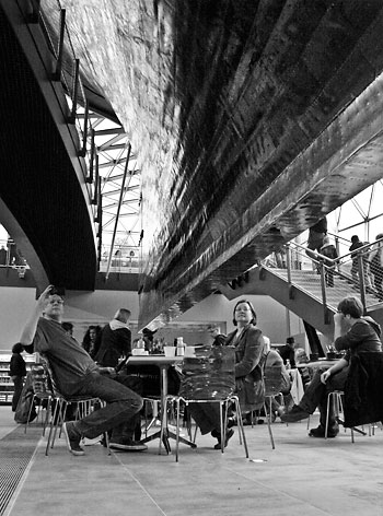 Cutty Sark Cafe