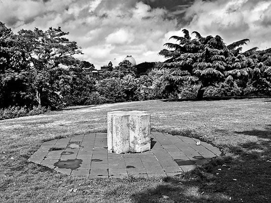 Henry Moore Plinth