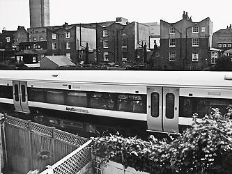 Train to Dartford