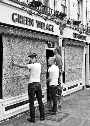 Green Village, Greenwich