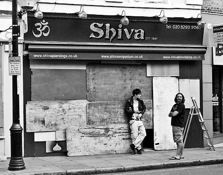 Shiva, Greenwich